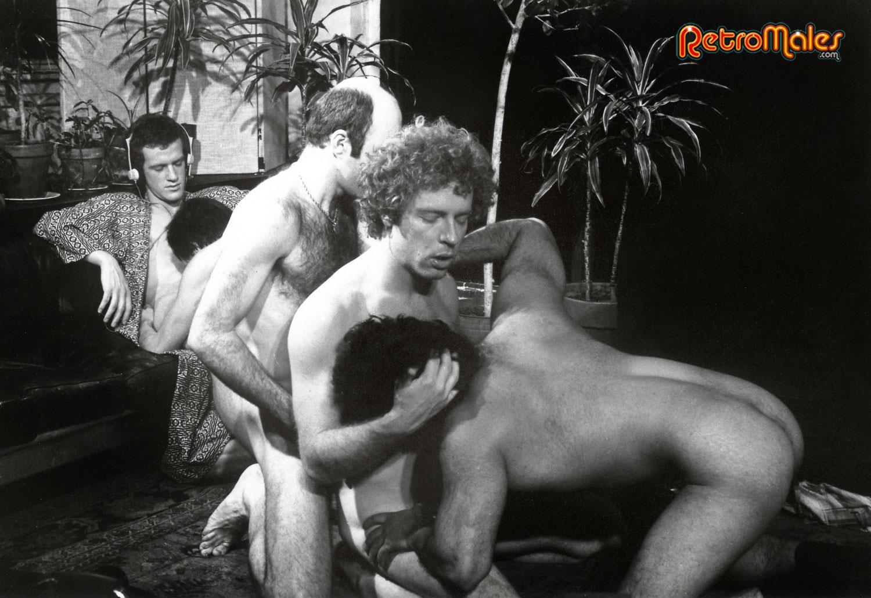 Порно Ретро Геи Фото
