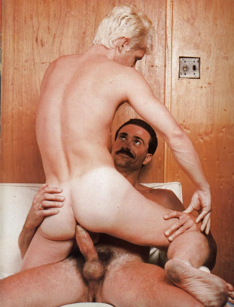 Retro-Gay-Porn-From-the-1980s-Bareback-Big-Dicks-23 Vintage Gay Porn:  Non-Stop